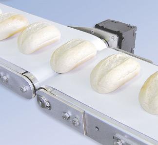 Băng tải pvc bánh mỳ